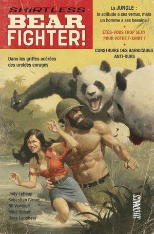 Shirtless Bear-Fighter !