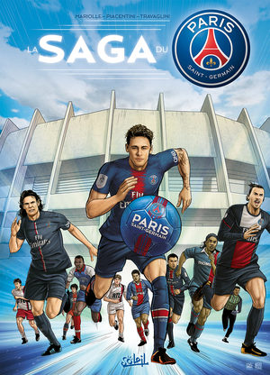 Paris Saint-Germain saga