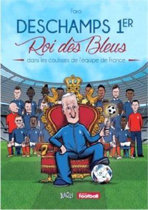 Deschamps 1e - Roi des Bleus
