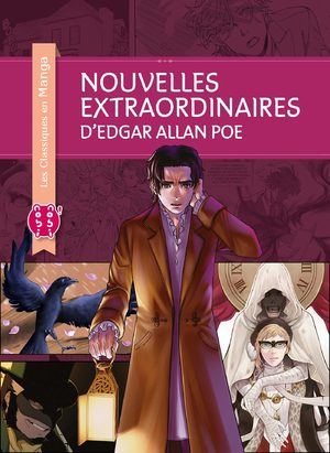 Nouvelles extraordinaires d'Edgar Allan Poe Manga