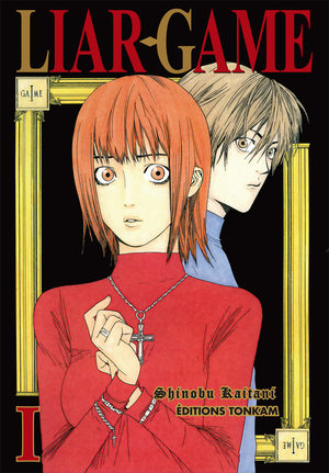 Liar Game Manga