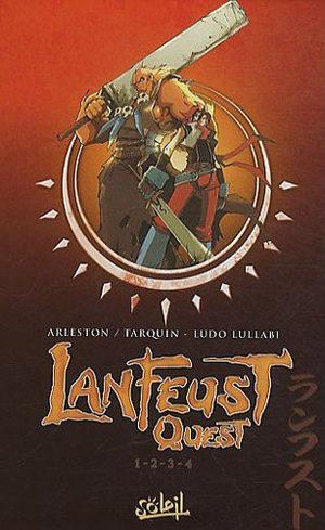 Lanfeust Quest Global manga