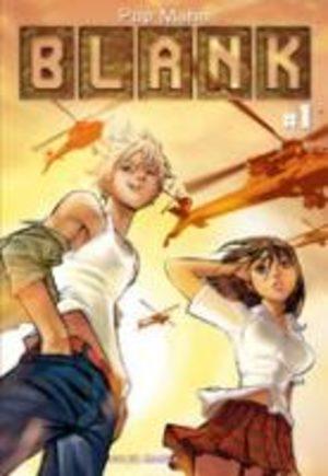 Blank Global manga
