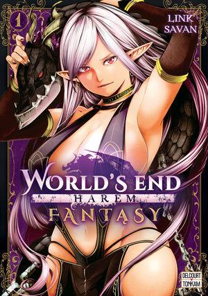 World's end harem fantasy Manga