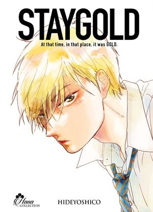 Stay Gold Manga