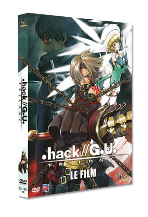 .Hack//G.U. Trilogy Manga