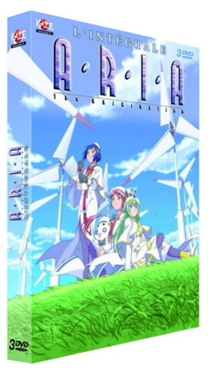 Aria the Origination Artbook