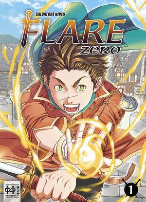 Flare Zero Manga
