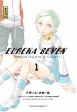 Eureka Seven Manga