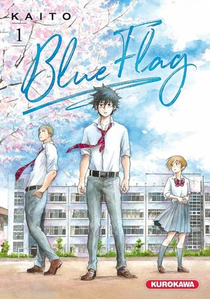Blue flag Manga