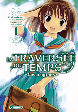 La Traversée du Temps - Les Origines Manga