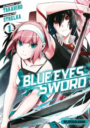 Blue Eyes Sword Manga