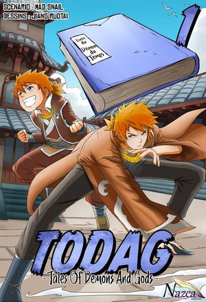 TODAG - Tales of demons and gods  Manhua