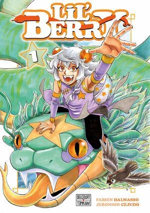Lil'Berry Global manga
