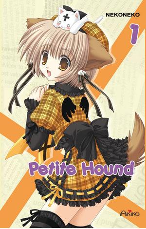 Petite Hound Manga