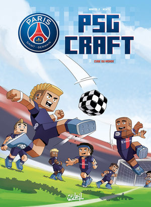 Paris Saint-Germain - PSG Craft