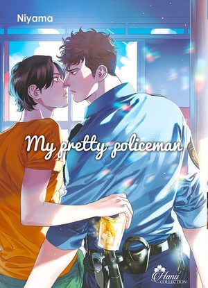 My Pretty Policeman Manga