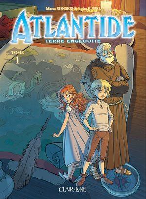 Atlantide, terre engloutie