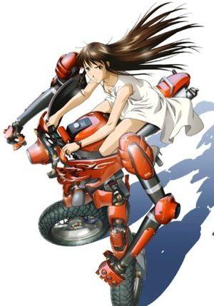 RideBack Manga