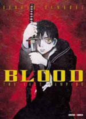 Blood - The Last Vampire Manga