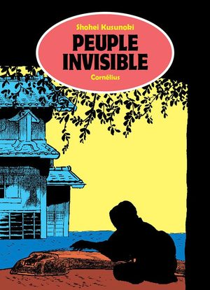 Peuple invisible Manga