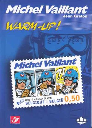 Michel Vaillant - Warm-up !