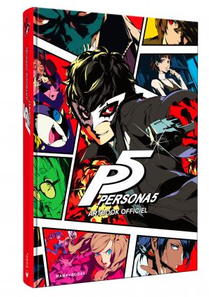 Persona 5 - Artbook officiel Artbook