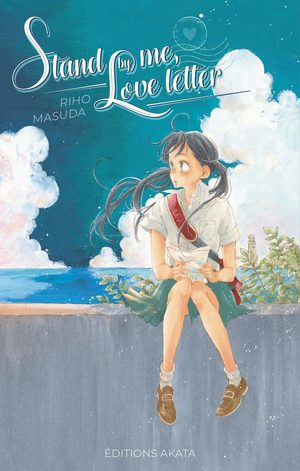 Stand by me, love letter Manga
