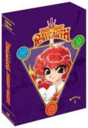 Magic Knight Rayearth Série TV animée