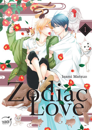Zodiac Love Manga