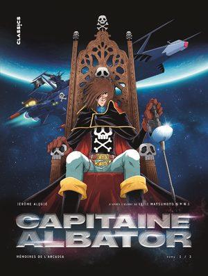 Capitaine Albator - Mémoires de l'Arcadia