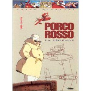 Porco Rosso - La legende Artbook