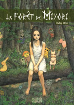 La Forêt de Miyori Manga