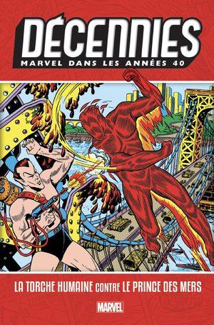 Décennies - Marvel dans les années 40