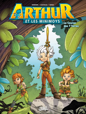 Arthur et les Minimoys (Castaza)