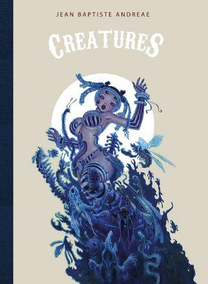 Créatures Artbook