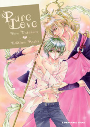 Pure love Manga