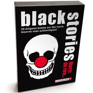 Black Stories : morts de rire