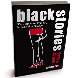 Black Stories : sexe et crime