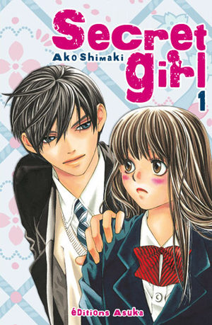 Secret Girl Manga