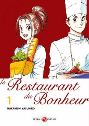 Le Restaurant du Bonheur Manga