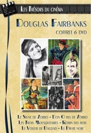 Coffret Douglas Fairbanks