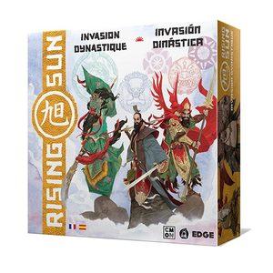 Rising Sun : Invasion dynastique