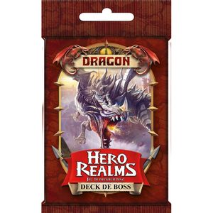 Hero Realms Deck Boss : Dragon