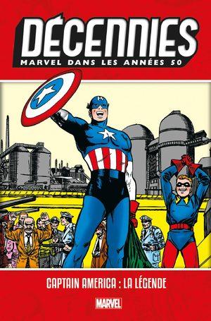 Décennies - Marvel dans les années 50