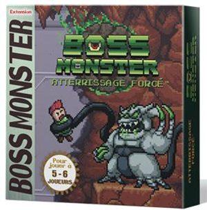 Boss Monster 2 : Atterrissage forcé