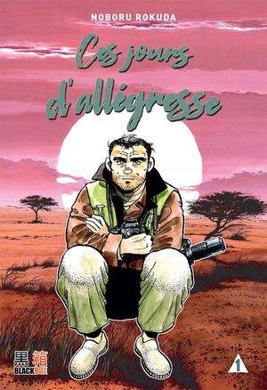 Ces jours d'allégresse Manga