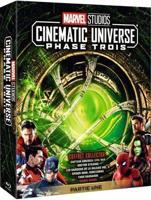 Marvel Studios Cinematic Universe : Phase Trois