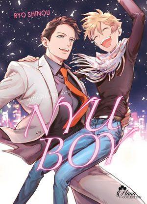 Nyu Boy Manga