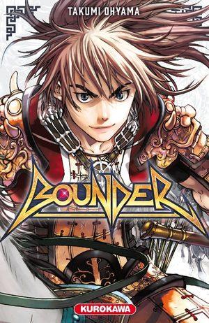 Bounder Manga